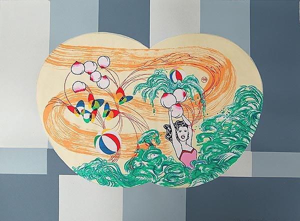 Lichtenstein's Peach