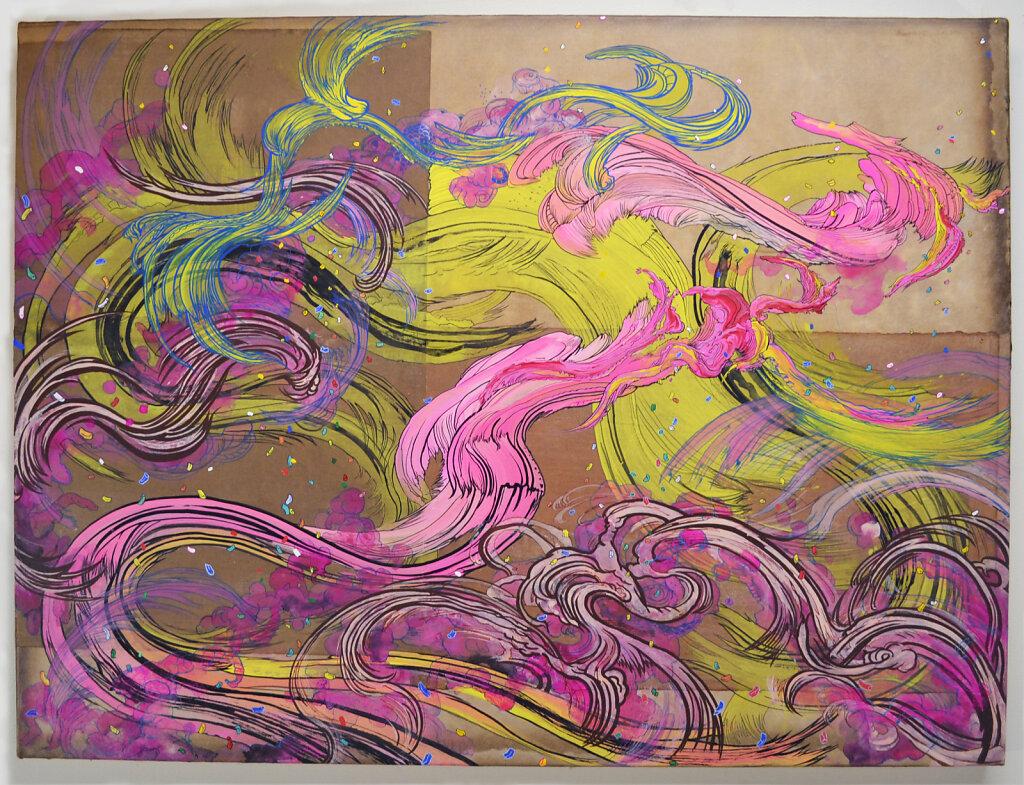 Yellowave (Pink)